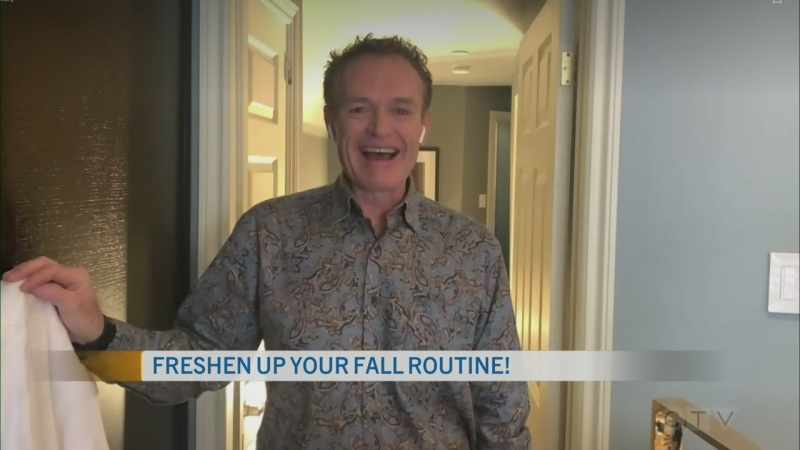 CTV Morning Live Peloso Nov 23
