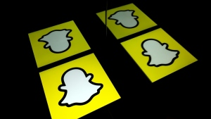 Snapchat will be launching a curated video feed as part of a ramped up challenge to rivals like TikTok. (AFP)