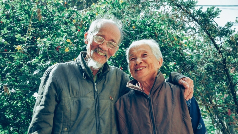Senior citizens are seen in this undated file photo. (Photo by Tristan Le from Pexels)