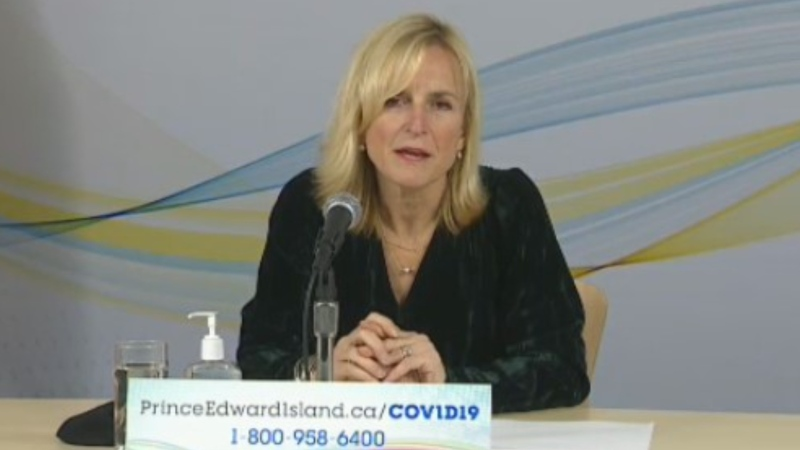 Chief Medical Health Officer Dr. Heather Morrison provides an update on COVID-19 on Nov. 23, 2020.
