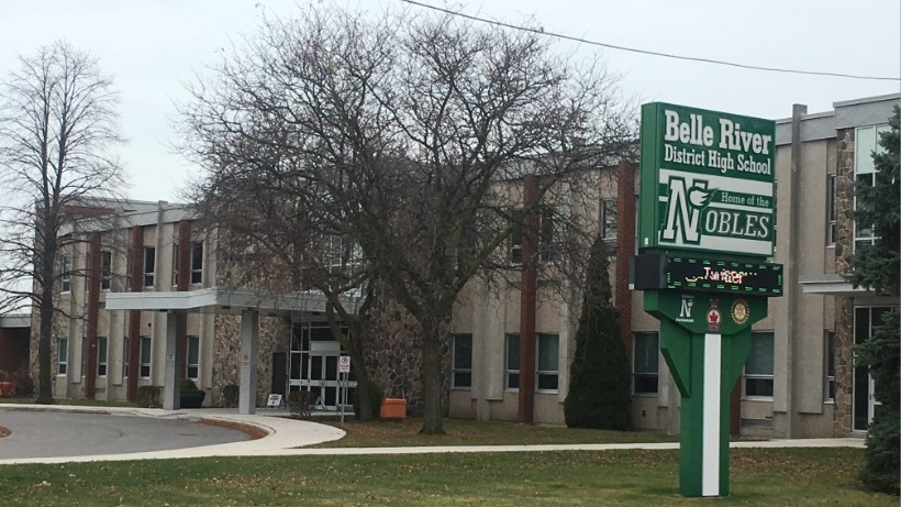 Belle River District High School