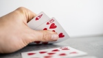 Card game. (Shutterstock)