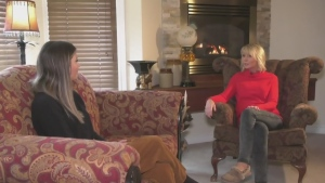 CTV's Jayne Pritchard talks about her cancer journey with CTV's Madison Erhardt.