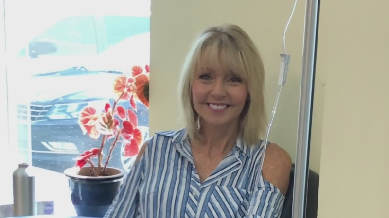 Jayne Pritchard shares her cancer journey