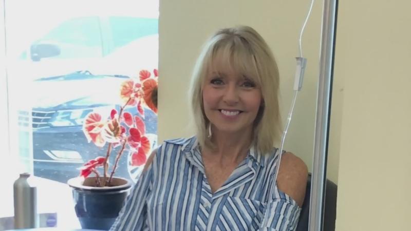 Jayne Pritchard shares her cancer journey