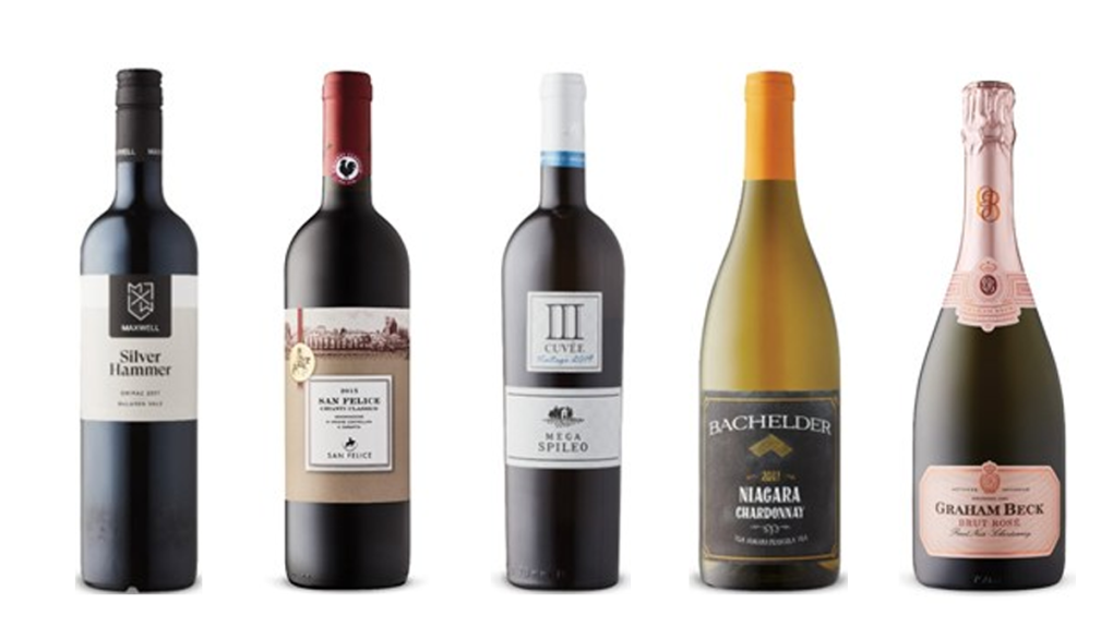 Natalie MacLean's Wines of the Week - November 23