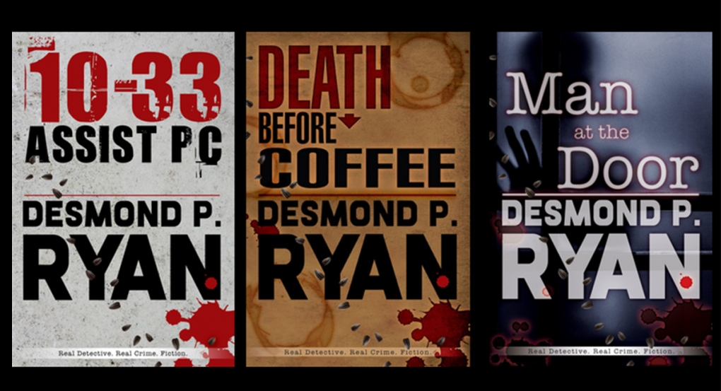 Desmond P. Ryan's Mike O'Shea crime series