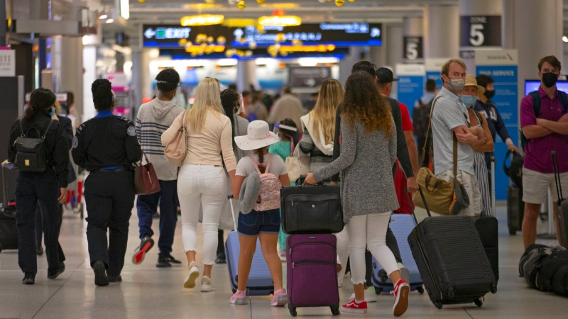 Millions of Americans travel for Thanksgiving