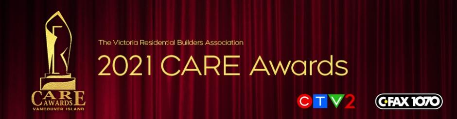 2020 Care Awards Banner