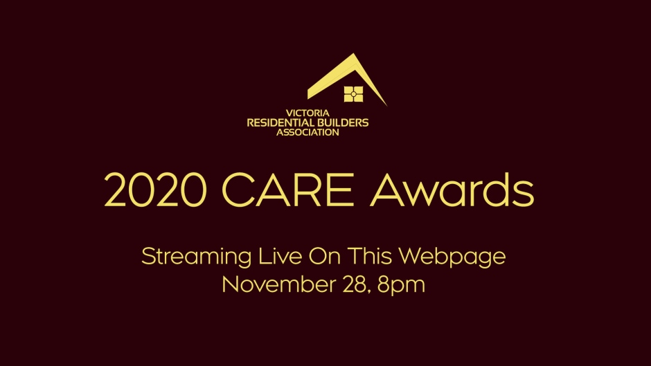 Care Awards Video Placeholder