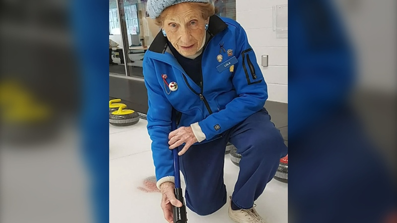 Vancouver woman is 'world's oldest' curler