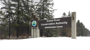The Grand River Conservation Authority (Krista Sharpe / CTV News Kitchener)