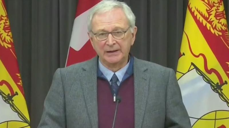 New Brunswick reports seventh COVID death