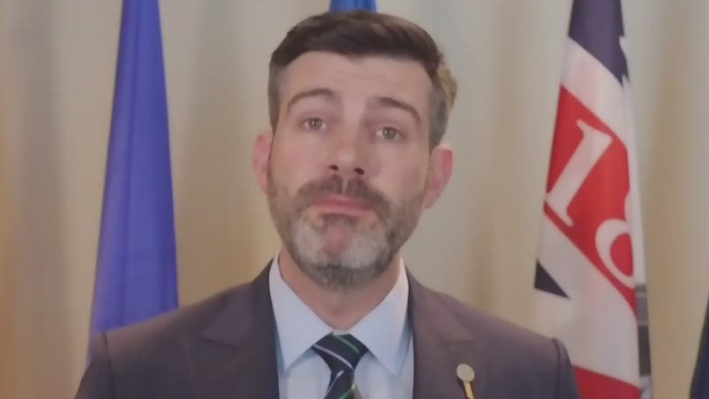 Iveson won't seek third city mayor term