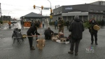 'Land defenders' block Port of Vancouver