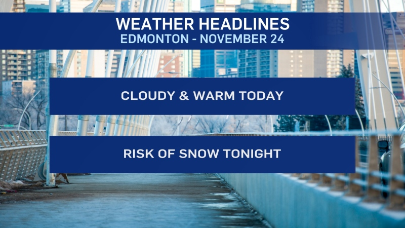 Nov. 24 weather headlines