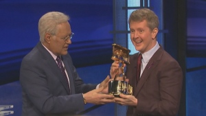 Ken Jennings will be the first 'Jeopardy!' interim