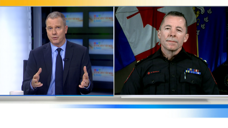 In this month's chat with Calgary Police Chief Mark Neufeld we discuss budget deliberations
