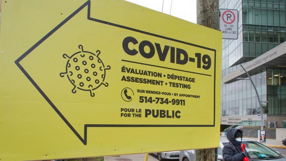 covid montreal