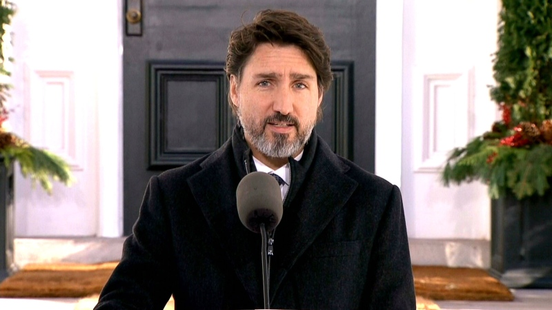 LIVE: PM Trudeau gives update on COVID-19 response