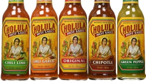 Bottles of Cholula are seen in this file photo. (David Tonelson/Shutterstock)