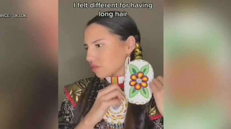 Manitoba Indigenous teen becoming famous on TikTok