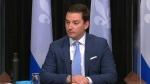 Quebec French Language Minister Jolin-Barrette