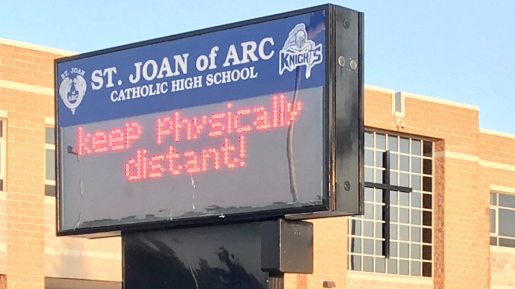 St. Joan of Arc Catholic High School