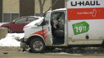 U-Haul crash Nov. 24 2020