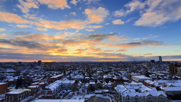 Morning view of Ottawa (Thomas/CTV Viewer)
