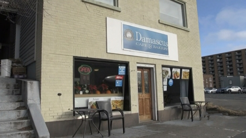 Sudbury rallies to save Damascus Café and Bakery