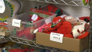 Infant food bank kicks off campaign