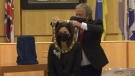 New Regina city council sworn in