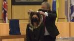 New Regina city council sworn in