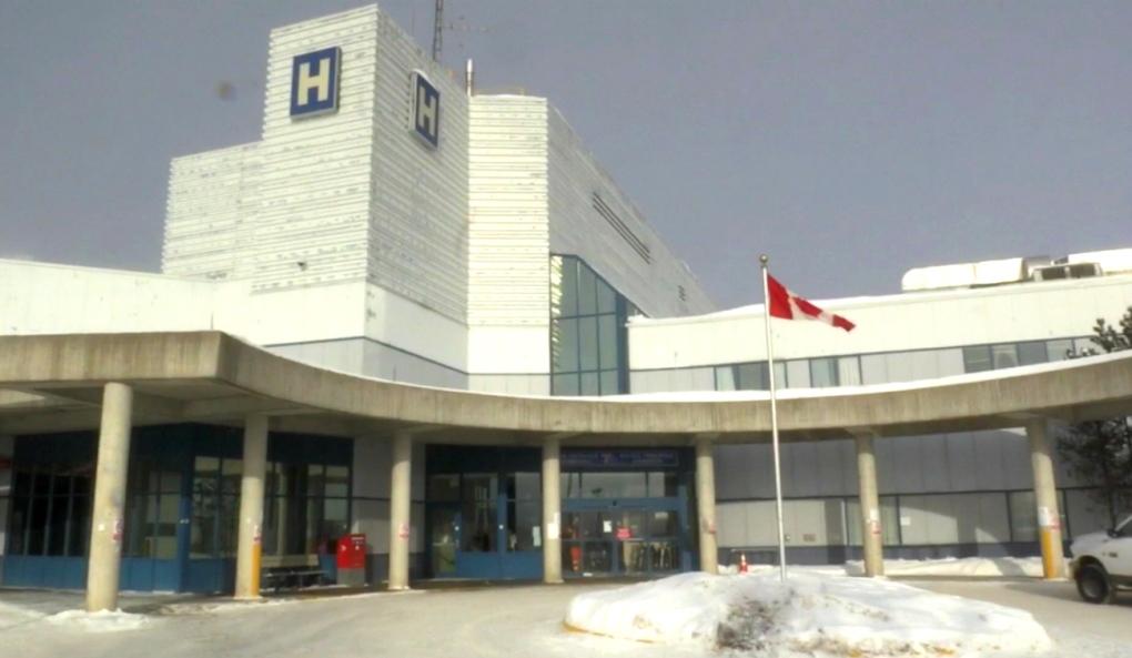 Timmins hospital