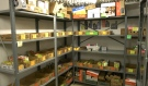 The Infant Food Bank in Sudbury has launched the 'All We Need for Christmas Campaign.' The campaign runs the month of December. (Jaime McKee/CTV News)