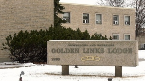 COVID-19 outbreak at Golden Links Lodge grows
