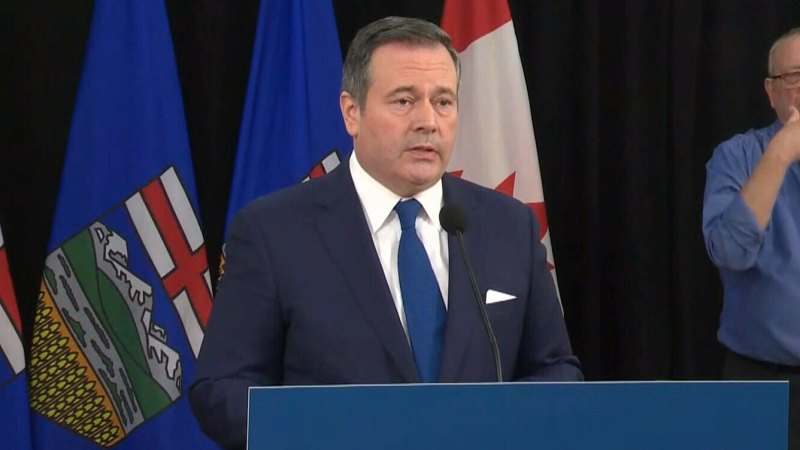 Kenney announces new restrictions in Alberta