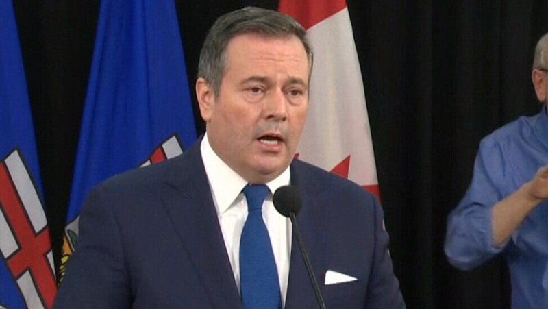 Kenney says Alta. response has been effective