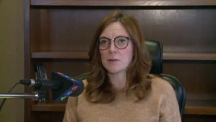 """It will not take much, but we're prepared to implement a two-week shut down of the Cape Breton Regional Municipality,"" Cape Breton Regional Municipality Mayor Amanda McDougall said."