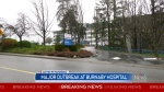 Major outbreak at Burnaby Hospital