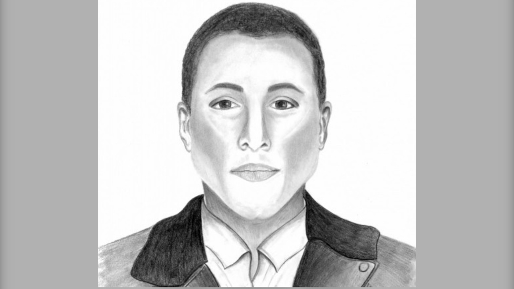 Calgary police sex assault suspect