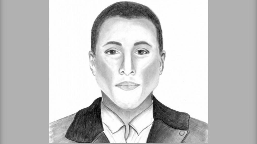 Calgary police sex assault suspect