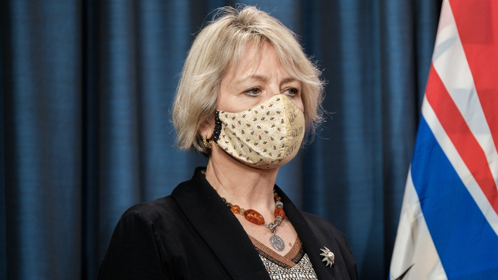 Anti Mask Demonstrations A Slap In The Face B C S Top Doctor Says Ctv News