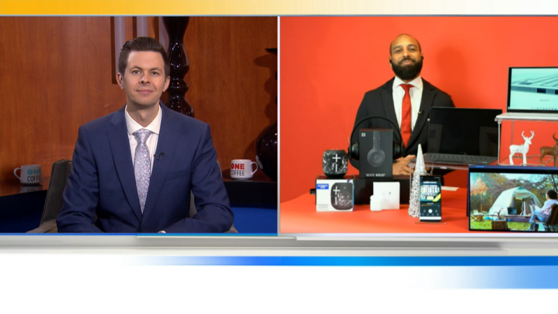 Lifestyle Expert Richard Cazeau shares his holiday gift ideas specifically for men