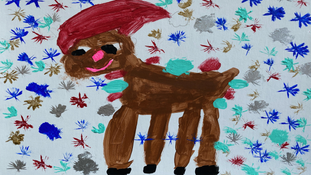 Fiona Bennett, 7 years old, Grade 2, St. Stephen School, Stittsville