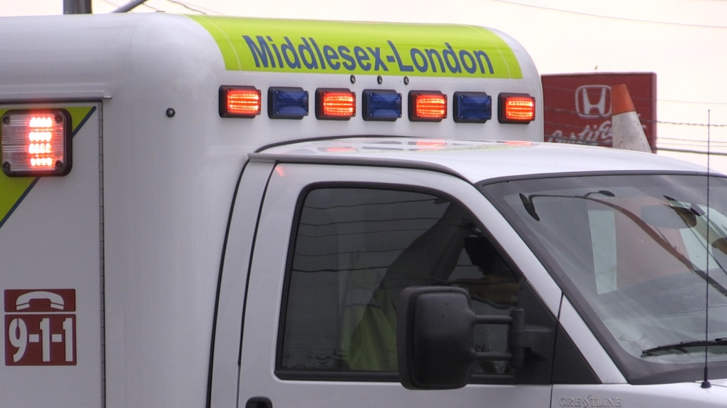 Middlesex-London Paramedic Service