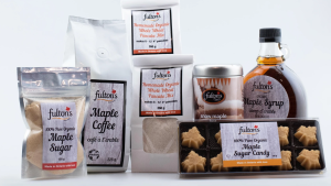 The Breakfast Bundle from Fulton's Pancake House and Sugar Bush. (Photo via fultons.ca)