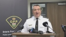 Watch opening remarks from OPP on North Bay murder