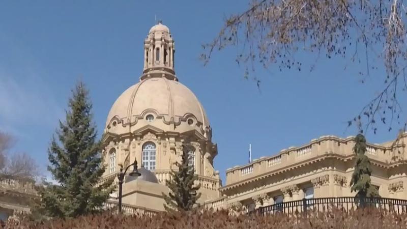 Alberta fiscal update